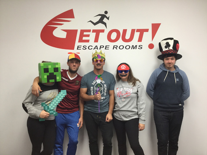 Ultimate Game Room Featured Photo from GET OUT! Escape Rooms